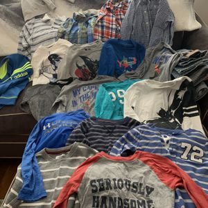 Lightly Used Boys Clothing Size 7 for Sale in Nutley, NJ