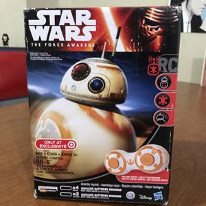 Remote Control BB-8 Star Wars for Sale in Lakeside, CA