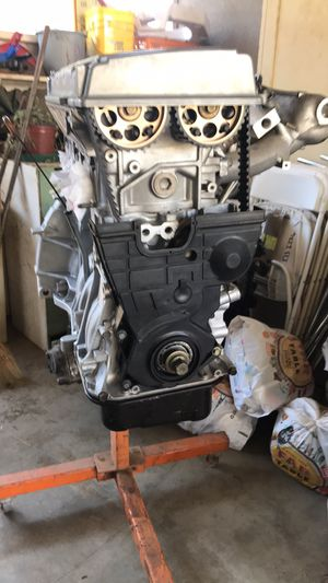 Motors and LS transmission and tons of Acura Integra parts I have a Japanese doors tons of stuff for Sale in Norco, CA