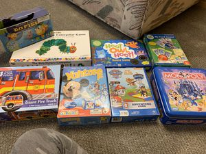 Puzzles and games for Sale in Buffalo Grove, IL