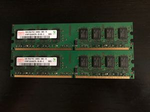 2 4 gigabytes of ram for Sale in Carol Stream, IL