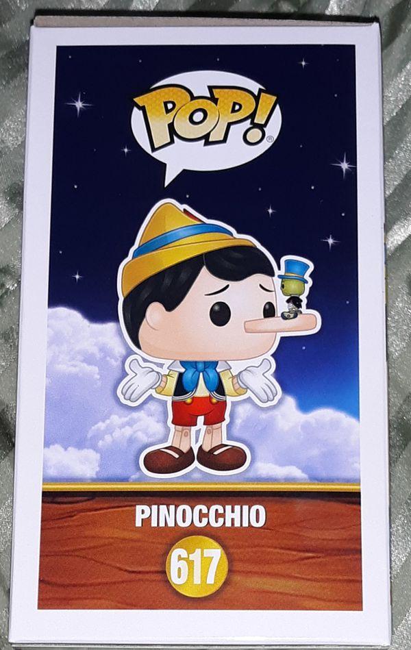 Pinocchio Exclusive Funko Pop - Disney