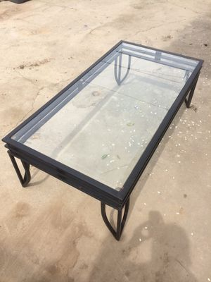 Glass table for Sale in Chino, CA