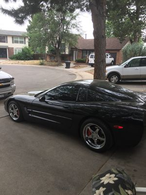 2000 Chevy corvette. for Sale in Aurora, CO