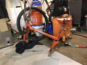 Honda express motorcycle frame for Sale in HOFFMAN EST, IL