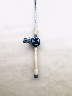 Fishing Baitcaster combos (REVO X On BPS Spiral) for Sale in Glendale Heights, IL