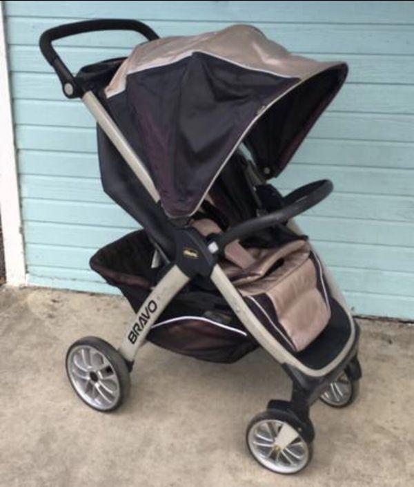 Chicco mini bravo plus single stroller, for Sale in San ...