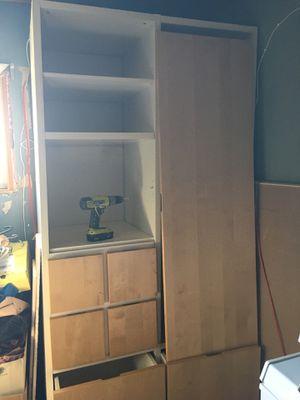 IKEA Rakke Wardrobe/Amoire for Sale in Levittown, PA