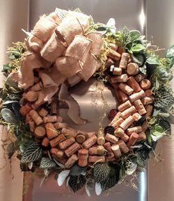 Wine Cork Wreath for Sale in North Las Vegas,  NV
