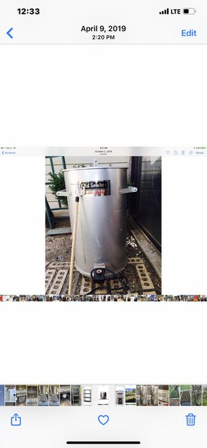 Smoker electric for Sale in Amarillo, TX