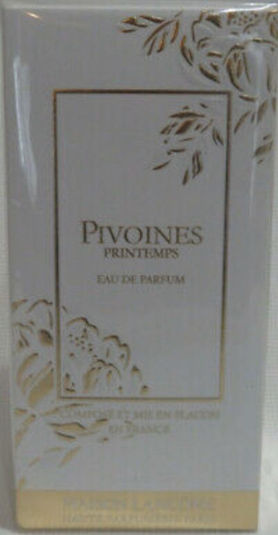 Pivoines Lancôme perfume