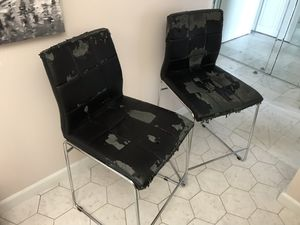 Chairs, set of 4 for FREE for Sale in HALNDLE BCH, FL