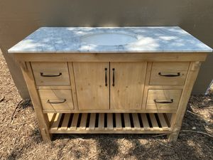 """New 48"""" vanity (Ari Kitchen and Bath) for Sale in Laurel, MD"""