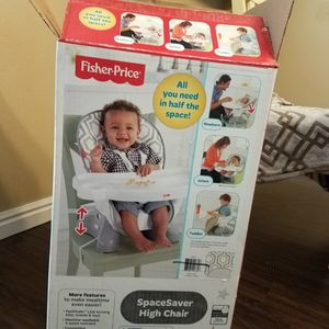Fisher price high chair for Sale in Orem, UT