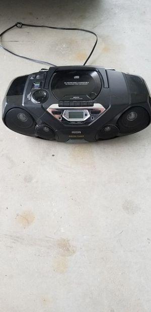Phillip's CD player /radio for Sale in Hudson, FL