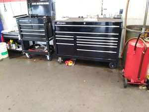 Snap on 10 drawer box & tools for Sale in Westerville, OH