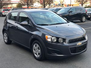 2013 Chevy Sonic Manual Transmission *49800 k miles * Price: $4995 * Good condition for Sale in Everett, MA