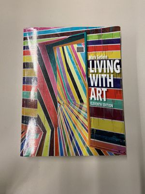 Living With Art, Eleventh Edition for Sale in Fairfield, CA