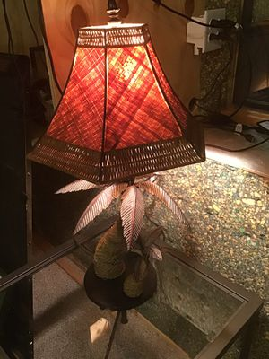 Matching palm tree lamps for Sale in Navarre, FL