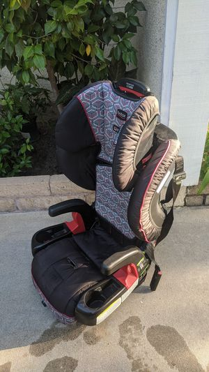 Two Britax Frontier car seats. Missing chest harness but can be used as protective booster seats. Each for $20. for Sale in La Cañada Flintridge, CA