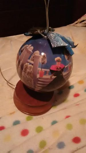 1998 Barbie Ornament with Stand for Sale in Little Egg Harbor Township, NJ