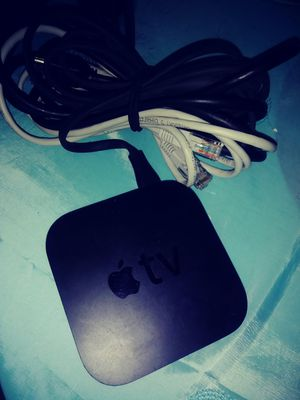 Apple TV box for Sale in Akron, OH