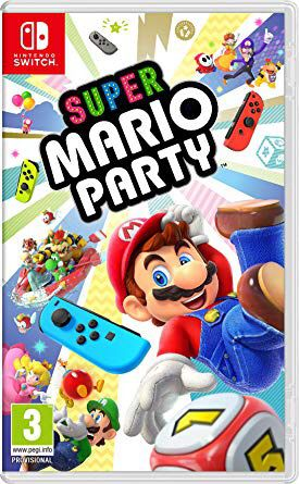 Super Mario Party for Nintendo Switch for Sale in San Diego, CA