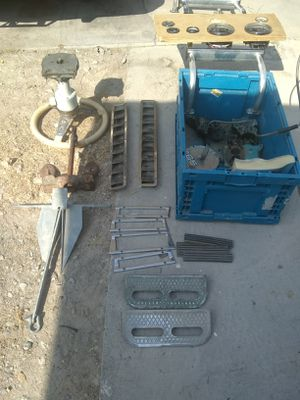 Leftover boat parts - some new for Sale in Las Vegas, NV