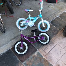 Schwinn Balance Bike & Elsa Bike for Sale in Irvine,  CA