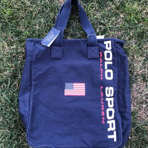 Polo Sport Tote Bag for Sale in Vista, CA
