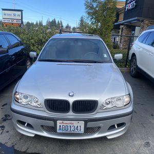 2004 BMW 330i for Sale in Lynnwood, WA