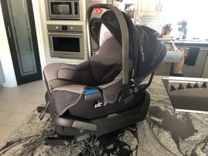 ##NUNA BABY CAR SEAT### for Sale in Tempe, AZ