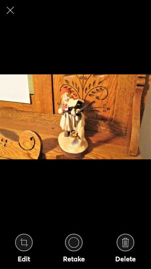 DOLFI HAND PAINTED ORIGINAL LISI MARTIN PICTURA GRAPHICA FIGURINE for Sale in Lynchburg, VA