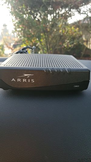 Arris Cable Modem. Used but in good working order. for Sale in Kent, WA