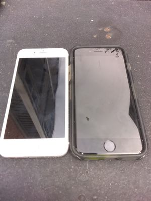 Two iPhone iPhone 6 and 6s for Sale in Austin, TX