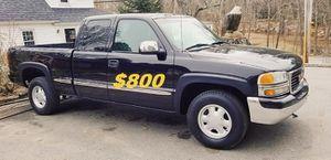 🔥🔑🔑$800🔑🔑 For Sale URGENT 🔑🔑2000 GMC Sierra 1500 SLE CLEAN TITLE🔑🔑 for Sale in Washington, DC