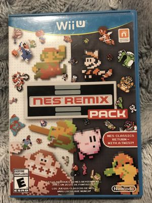 NES REMIX - NINTENDO Wii U for Sale in Snohomish, WA