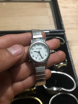 Nelsonic silver mini watch for Sale in San Bernardino, CA