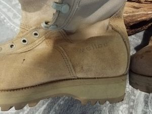 Wellco Military boots. for Sale in Middleburg, FL
