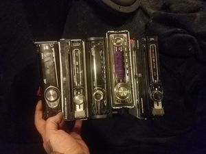 car audio deck stereo for Sale in Tacoma, WA