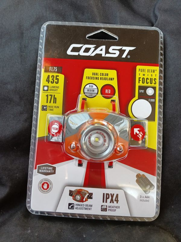Coast headlight