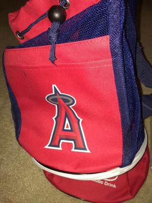 Brand new never used Angel's cooler backpack for sale! for Sale in San Marino, CA