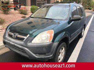 ECONOMICAL 2002 HONDA CRV CR-V quality SUV for Sale in Phoenix, AZ