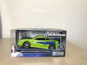 Fast & Furious Brian's Mitsubishi Eclipse for Sale in Ann Arbor, MI