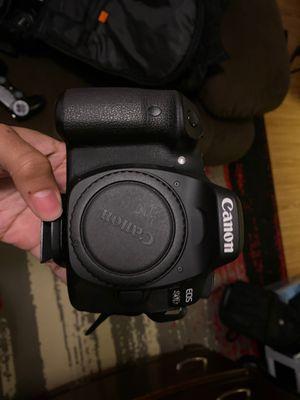 Canon 80D Body, Kit Lens & Camera Bag for Sale in Sandston, VA