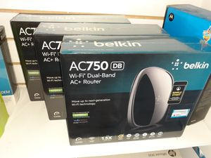 DUAL BAND WIFI AC+ ROUTER BRAND NEW for Sale in Kennedale, TX