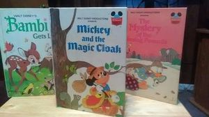 Vintage Disney books for Sale in District Heights, MD