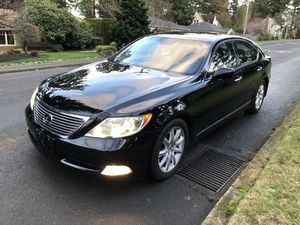 2007 Lexus LS 460 for Sale in Portland, OR