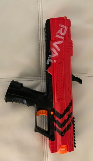 Almost new Nerf Rival nerf gun for Sale in Davie, FL
