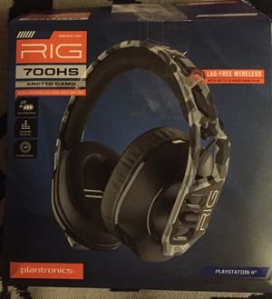 Rig 700 HS gaming wireless headphones for Sale in Kannapolis, NC